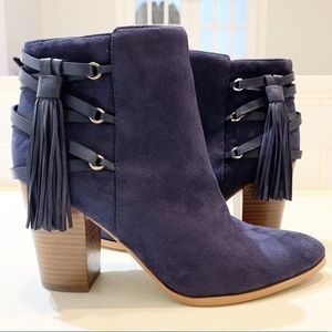 Marc Fisher    NWOT    Suede Boots